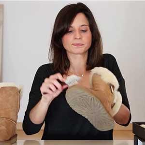 Paula Echevarria luce sus botas Ugg Classic