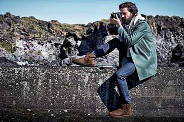 Zapato pars hombre de la marca Botas Ugg
